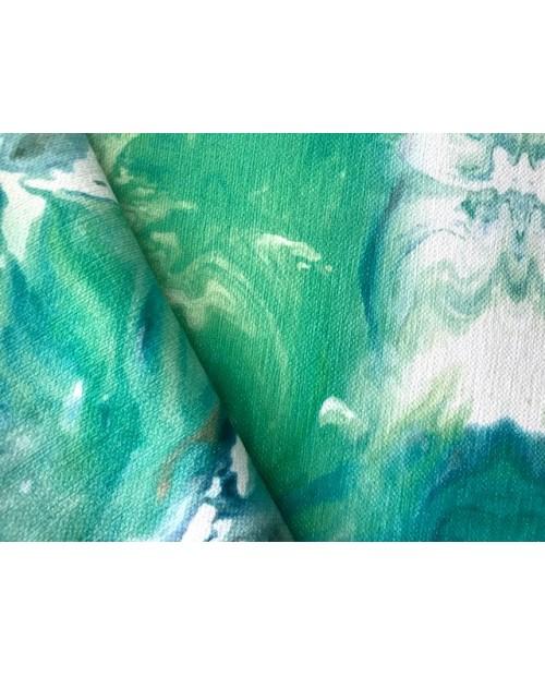 PRINT ART GREEN