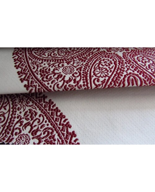 PAISLEY WAY CLASSIC CRIMSON